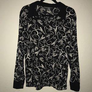 Catherine Maladrino blouse XL Paris